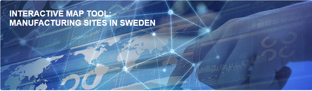 Interactive Manufacturing Sites Sweden